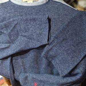 Tommy Bahama Comfy Fleece Lounge Shirt